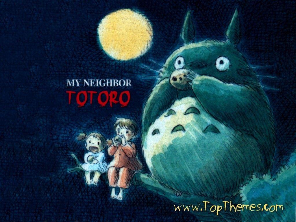 My Neighbor Totoro《龙猫》 风之通道