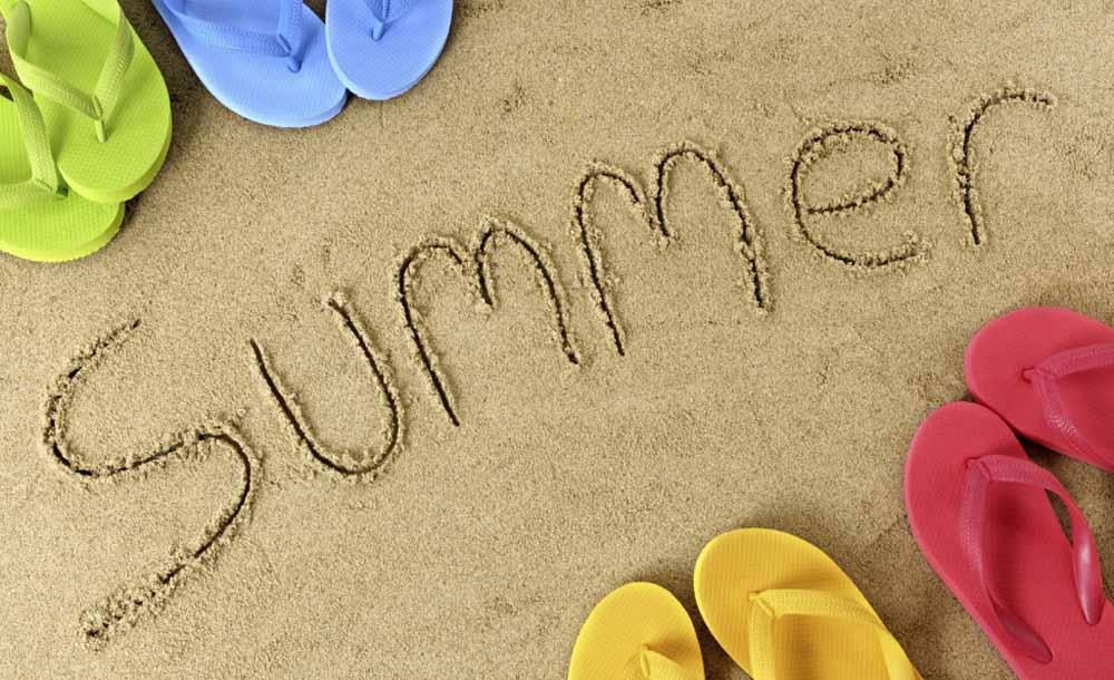 Summer 夏天