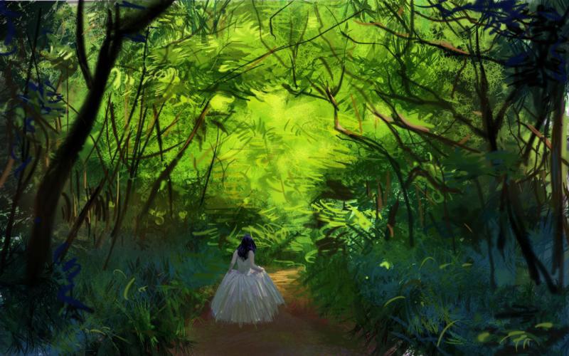 绿 野 仙 踪
